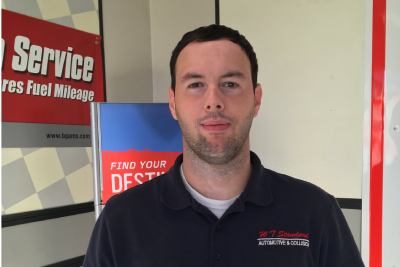 Steven Drinkard, Onsite Operations Manager